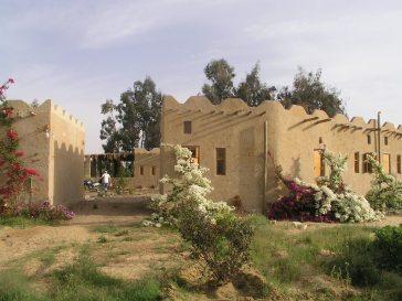 The Desert Rome