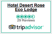 Desert Rose Eco Lodge TripAdvisor