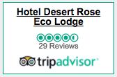 Desert Rose Eco Lodge TripAdvisor